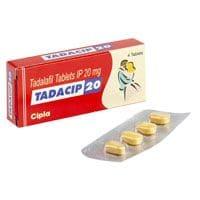 タダシップ20mg(シアリスジェネリック) 10錠