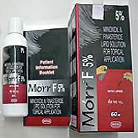 ミノキシジル5% + フィナステリド外用液(モール・エフ) 60ml